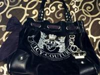 I have a brand new juciy couture purse for sale. I
