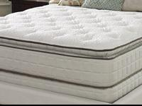 New King Mattress Set for $275. Willing to Sacrifice -