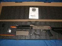 I have a Brand New in the box Lancer Tactical LT-11T.