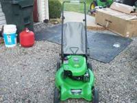 We are selling a BRAND NEW Lawn Boy PUSH mower. It is