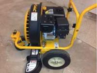 New cub cadet leaf blower. Never been started. It was