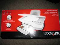 Two Brand New Lexmark All-In-One