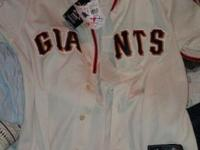 Brand new Sf Giants men's jersey size large #55