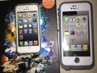 1 brand new Lifeproof case 5 IPhones.  Great deal for