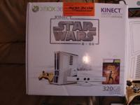 For Sale, one Limited Edition XBox Kinect Star Wars