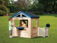 Little Tikes Woodside Cottage Play house. Item Number: