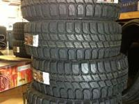 I have a set of new 17 inch ( LT285/70R17 , 2857017 )