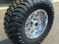 I have a set of brand-new Toyo Open Nation mud