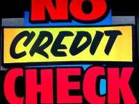 We offer No credit check financing on any mattress set