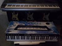 THIS IS A MIDI KEYBOARD THAT IS BRAND NEW IN THE BOX.!