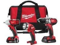 Brand New in SEALED BOX Milwaukee 2695-24 M18 cordless