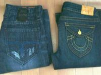 BRAND NEW and Rock Revival Jeans FOR SALE!!! 1 pair of