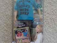 Brand New still in box Mitchel Musso Doll, Oliver on
