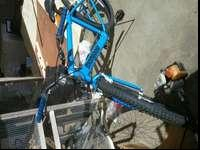 Brand new bike for sale. Sat on when and never ever