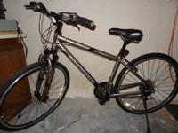 This Is a Brand New Raleigh Bicycle Talus 2.0 2011 ed.