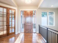 Luxuriously appointed new construction home located in