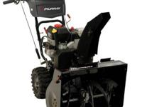 "*MURRAY Snowblower 8/22. Model 1695885. 22"" cut, single"