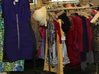We have a large variety of new clothes to pick from for
