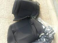 Brand new set of neoprene seat covers from coverking
