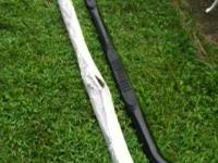 For sale nerf bars they are 7ft 3 in brand new never