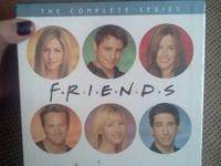 I have the complete series of FRIENDS, brand new and