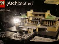 Lego architecture Imperial Hotel. $100.00 Lego Technic