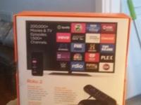 Brand new Roku 2...in original package, never opened.
