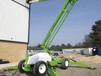 BRAND NEW NIFTYLIFT SD50 FOR SALE! The NiftyLift SD50