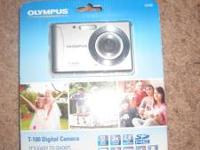 Brand new, still in the package! Olympus T-100 Digital