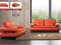 Model: Tropicana 410. Color in Stock: Orange. Multiple
