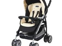 I have brand new peg-perego stroller...it's brand