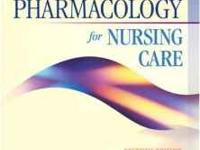 Pharmacology for Nursing Care 7th Edition (hardcover)