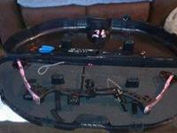 Brand New loaded Pink Bow. Never shot! Comes with new