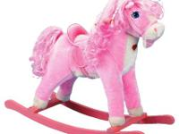 Pink Charm Rocking Horse Brand New, I bought it and put