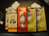 For Sale are Brand New In The Box Golf Balls. Each box