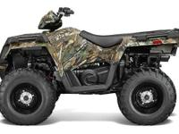 2015 POLARIS Sportsman 570-Pursuit Camo 45 HP ProStar
