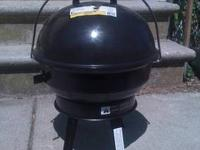 Grill is brand new still with label. Cooking