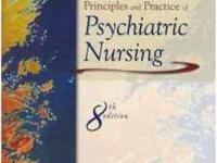 Principles and Practice of Psychiatric Nursing by Gail