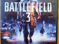 Brand new factory sealed Playstation 3 Battlefield 3,