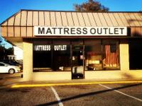 All new Queen Mattress Sets Beginning at $115.  Twin