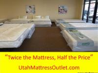 "Utah Mattress Outlet  ""50 - 75% Off Retail, EVERY"