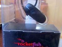 Brand New Rocketfish mobile QX4 Bluetooth Wireless