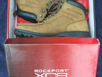 For Sale, ONE (1) pair of Mens' Rockport XCS boots