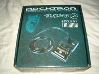 The Rocktron Banshee 2 Talk Box gives you the ability
