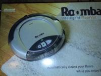 I have a Brand New unopened box Roomba iRobot vacuum