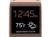 Brand new Samsung Galaxy Gear Rose Gold Smart watch it