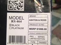 im selling a ashton & ross rs 464 home theather system