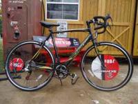 Here is a brand new Schwinn Phocus road bike.This is an