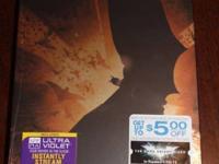 Brand New, Sealed Batman Begins Blu-ray Steelbook +