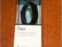 Brand new (sealed box) Fitbit Flex Wireless Wristband -